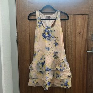 Juicy Couture Floral Beaded Dress